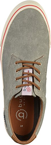 Bugatti 321-49401-6900 Herren Sneakers Grau(Hell-Grau)