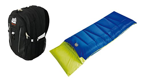Backpack Sleeping Bag Compartment - 4