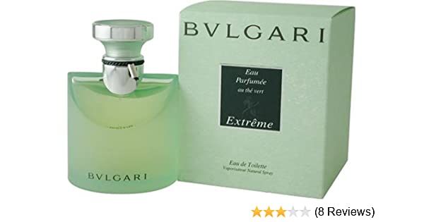 Amazoncom Bvlgari Extreme By Bvlgari For Women Eau De Toilette