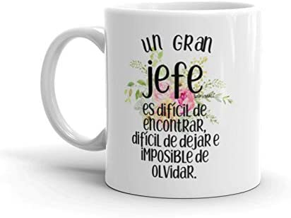 Regalos para el jefe, tazas cafe, regalos de navidad, Un gran compañero de trabajo (11oz) - wm3605 by MIPOMALL