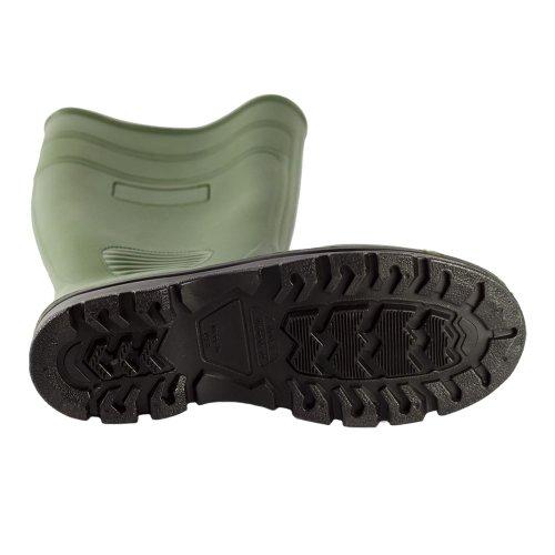 Heartland Footwear 70656-12 Self Evacuating Lug Comfort Tuff, Size-12 - Image 1