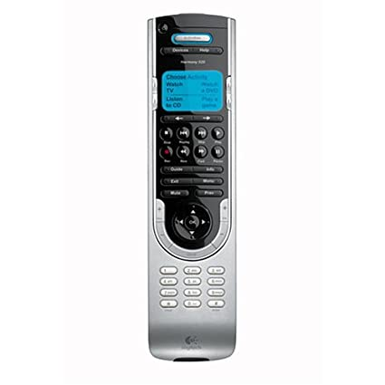 amazon com logitech harmony 520 advanced universal remote rh amazon com logitech harmony 520 user manual Harmony 890 Pro Product