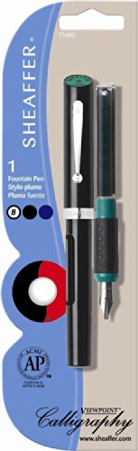 Sheaffer Viewpoint Calligraphy Pen, Pack Of 2