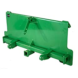 John Deere 3 Point Attachment Adapter trailer hitc