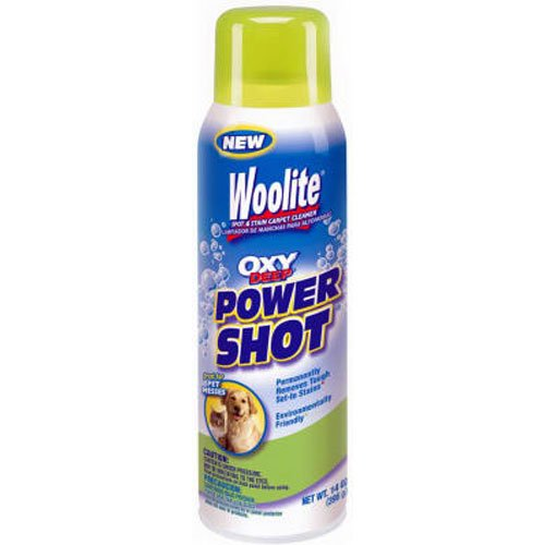 - Woolite Oxy Deep Power Shot Carpet Spot & Stain Remover (8538)