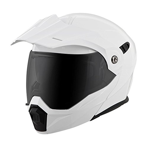 Scorpion EXO-AT950 Dual Sport Modular Helmet Gloss