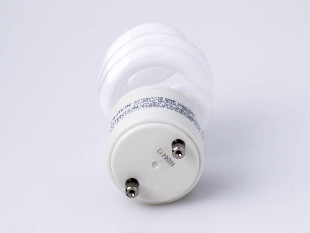 TCP 13W Cool White GU24 Spiral CFL Bulb
