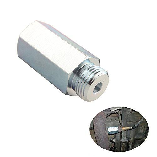 (JGR Oxygen Sensor O2 Lambda Sensor Extender Spacer for Decat & Hydrogen M18 X 1.5)