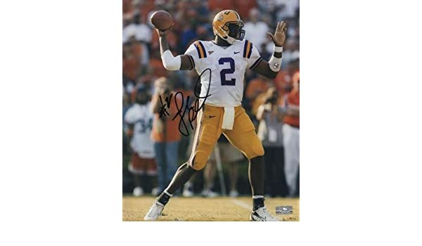 8b5b051c2 JaMarcus Russell Autographed Signed Auto Louisiana State LSU Tigers 8x10  Photograph - Certified Authentic at Amazon's Sports Collectibles Store