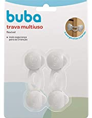 Trava Multiuso Flexível, Buba, Branco