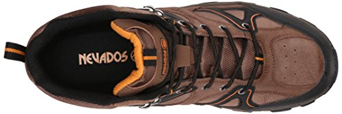Orange Black Dark Talus Boot Men's Hiking Nevados Tan Unx80wa4Yq