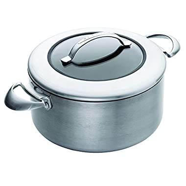 Scanpan CTX 7-1/2-Quart Covered Dutch Oven