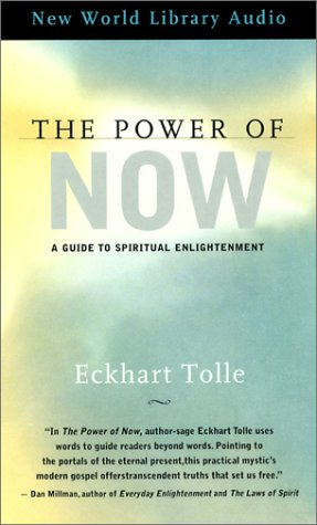 The Power of Now: A Guide to Spiritual Enlightenment by Brand: New World Library