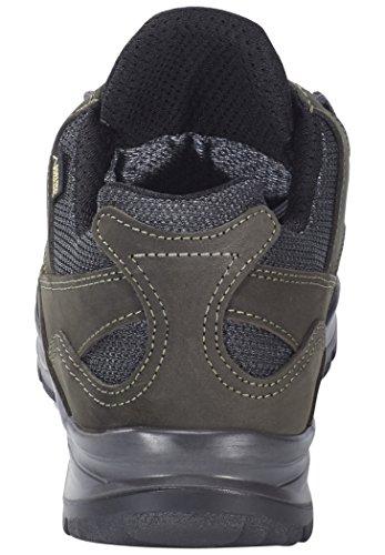 Hanwag Gritstone GTX - Zapatillas de trekking para hombre - gris 2016 gris