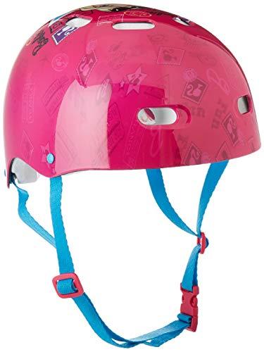 Barbie Pink Passport Bike Helmet Ages 5-8 7081445