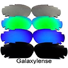 Galaxy Replacement Lenses For Oakley Jawbone Black/Blue/Green/Grey Polarized