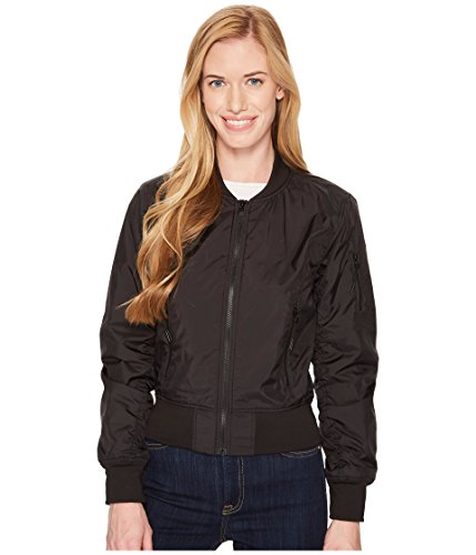 The North Face Women Beyond The Wall Insulated Bomber Jacket Black Medium