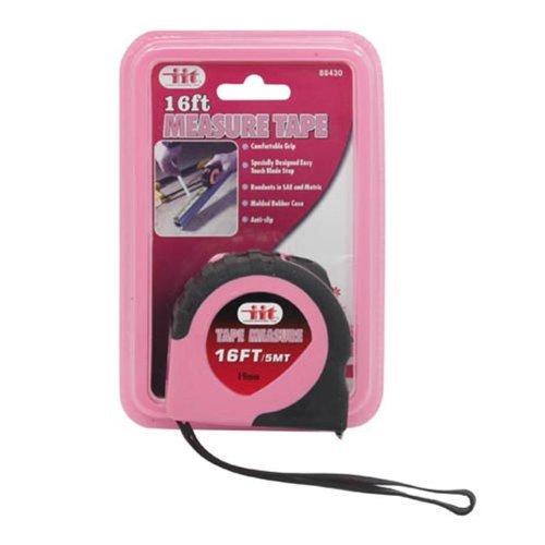 IIT 88430 Ladies Pink 16-Feet Tape Measure by IIT