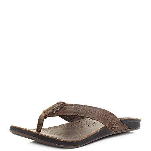 - Reef Men's J-Bay III Sandal, Bronze/Brown, 8 M US