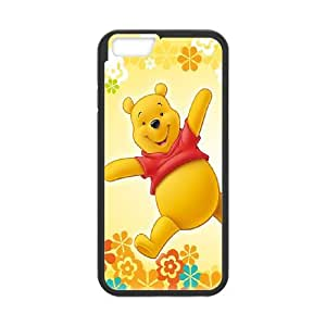 iPhone 6 4.7 Inch Cell Phone Case Black Winnie The Pooh J7R6O