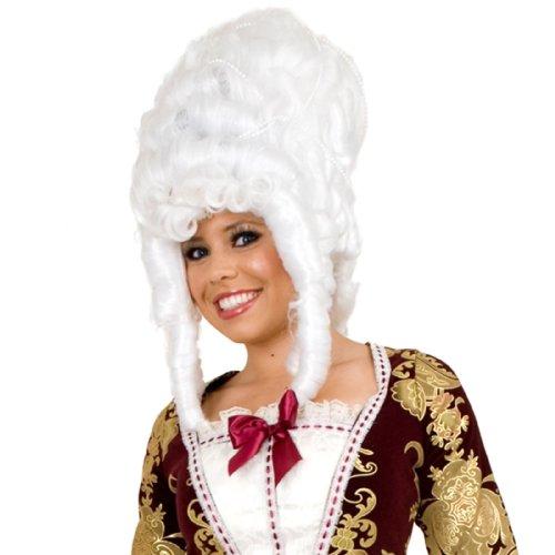 Marie Antoinette Costumes Wig (Marie Antoinette Wig Costume Accessory)