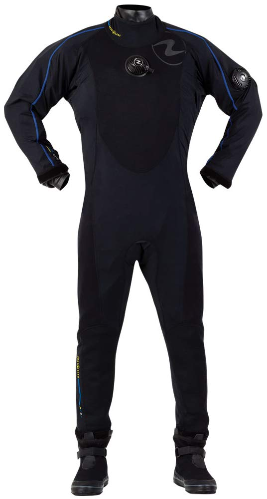 Whites - Aqua Lung Drywear Aqua Lung Fusion un traje seco ...