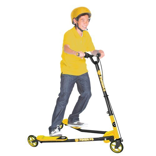 Yvolution Y Fliker Flow F3 - Kids Drifting Scooter