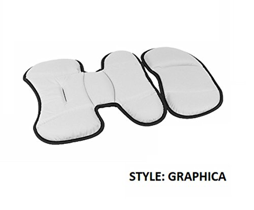 Replacement Infant Head and Body Insert Pads for Chicco KeyFit & KeyFit 30 Car Seat – GRAPHICA