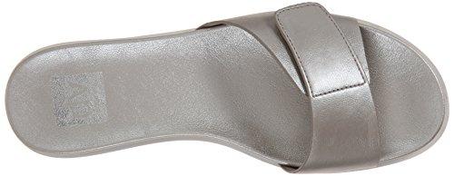 Dolce Metallic Flop Women's Silver Flip Vita Bricen pxZrSq6wp