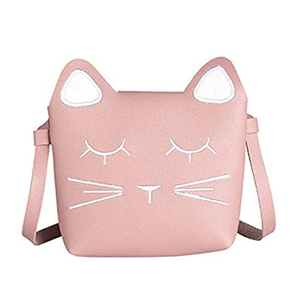 Charmly Cute Fashionable Handbag Shoulder Bags Small Coin Purse Crossbody  Bags PU Leather for Children Kids 549d89d2f381b