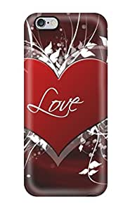 Fashion Tpu Case For Iphone 6 Plus- Loves For Facebook Defender Case Cover