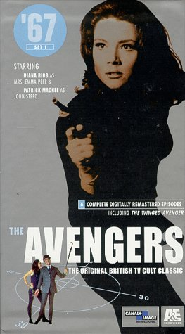 The Avengers - The '67 Collection: Set 1 [VHS]