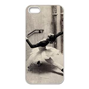 Dancing Angels Customized Cover Case for iPhone 5,5S, Customized Dancing Angels Cell Phone Case