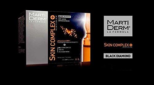 MARTIDERM SKIN COMPLEX BLACK DIAMOND 11 AMPULES 2ml PROTEOGY.