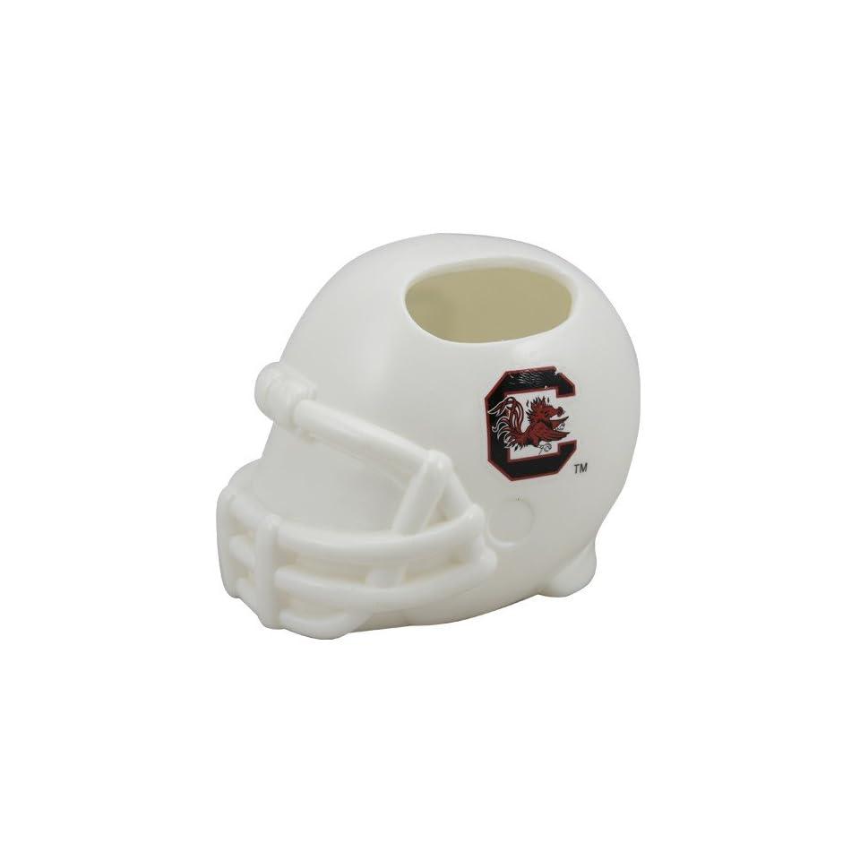 NCAA South Carolina Gamecocks Helmet Toothbrush Holder