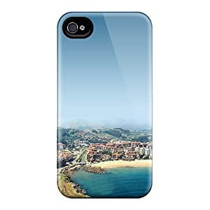 Flexible Tpu Back Case Cover For Iphone 4/4s - Castro Urdiales, Spain 1
