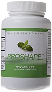 ProShape RX All Natural Dietary Pill, 90 Count