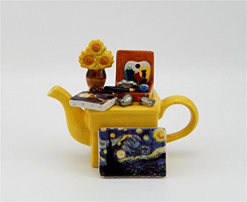 van gogh teapot - 7