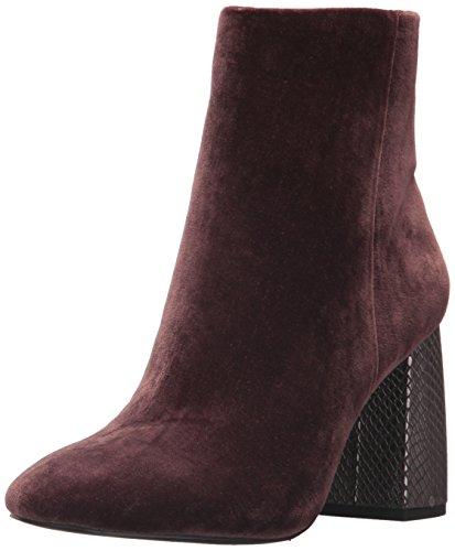 Aubergine Fashion Boot Generation BCBG Women's Allison Velvet qTfOIY