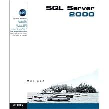 SQL SERVER 2000 AVEC CD-ROM