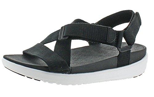 Sandalo Slingback Donna Fitflop Nero 2