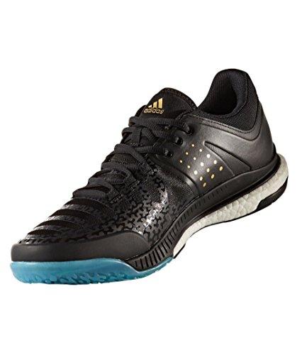 adidas Performance Herren Volleyballschuhe Crazyflight X Boost schwarz/gelb (703)