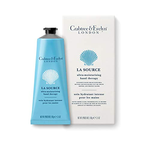 Crabtree & Evelyn La Source Hand Cream Therapy, 3.5 fl oz
