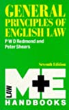 General Principles of English Law, P. W. Redmond and Peter Shears, 0712108580