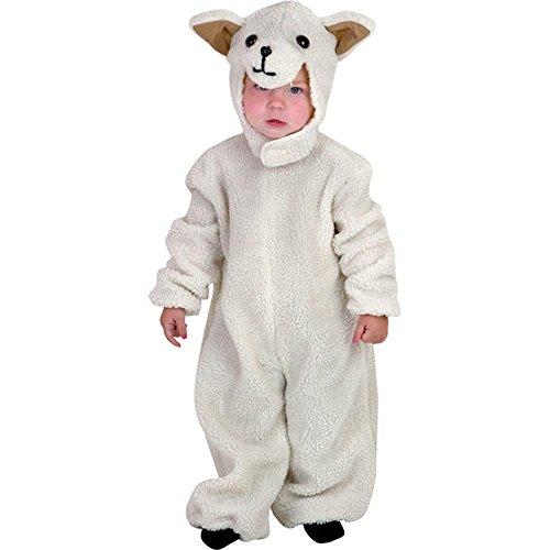Toddler Deluxe Lamb Halloween Costume