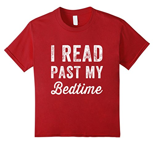 Kids I Read Past My Bedtime T-Shirt