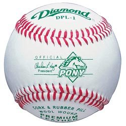 - Diamond DPL-1 Pony League Baseball (DZN)