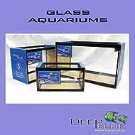 Deep Blue Professional ADB11021 Glass Standard Long Aquarium Tank, 20-Gallon
