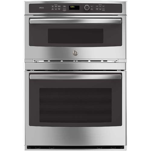 GE Profile PT9800SHSS 30″ Built-in Combination Wall Oven in Stainless Steel