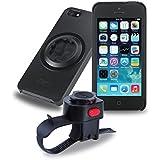 TiGRA Sport スマホスタンド 自転車 バイク スマホホルダー スマートフォンホルダー iPhone SE iPhone5s iPhone5 MountCase for iPhone SE/5s/5【簡単2タッチで着脱】